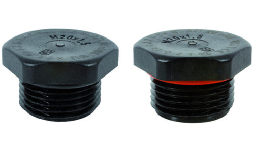 Ex-screw plug V300-1xxx-zz