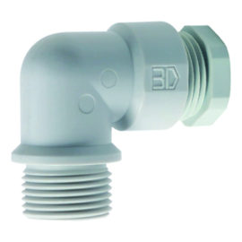 Elbow cable gland 21.7xxPAzzzz