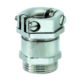 Cable gland with clamping jaw 19.5xx