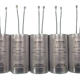 Дефибрилляторные конденсаторы