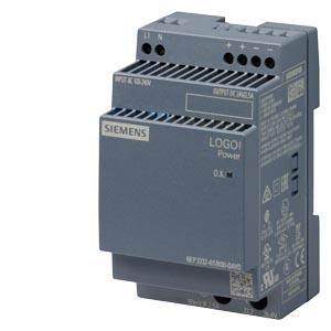LOGOPOWER 24 V / 2.5 A, стабилизированный блок питания, вход: ~100-240 В, выход: =24 В / 2.5 A