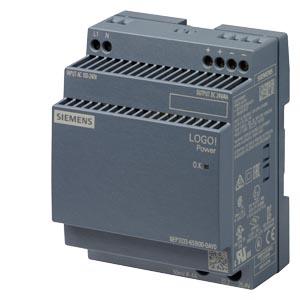 LOGOPOWER 24 V / 4 A, стабилизированный блок питания, вход: ~100-240 В, выход: =24 В / 4 A