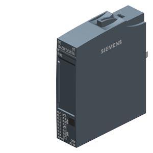 SIMATIC ET 200SP, модуль дискретных выходов, DQ 16x 24V DC/0,5A ST, со стандартными функциями, выход PNP, (source, P-switching), упаковка из 1 шт. , для установки на базовый блок типа A0, цветовой код CC00, замещающее значение, диагностика модуля для: КЗ