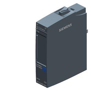 SIMATIC ET 200SP, модуль аналогового ввода, AI 4XI 2-/4-wire ST со стандартными функциями, 4 токовых входа, 2х или 4х-проводное подключение, упаковка из 1 шт. , для установки на базовый блок типа A0, A1 цветовой код CC03, диагностика модуля, 16 бит, +/-0