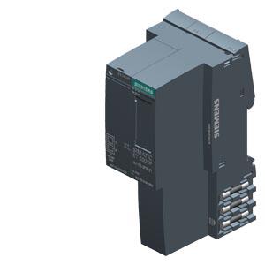 SIMATIC ET 200SP, комплект интерфейсного модуля IM155-6PN ST для сети PROFInet, макс. 32 модуля периферии и 16 модулей ET 200AL, одиночная горячая замена. В комплекте: интерфейсный модуль (6ES7155-6AU01-0BN0), серверный модуль (6ES7193-6PA00-0AA0), шинны