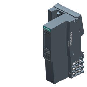 SIMATIC ET 200SP, интерфейсный модуль IM155-6PN ST для сети PROFInet, макс. 32 модуля периферии и 16 модулей ET 200AL, одиночная горячая замена, серверный модуль (6ES7193-6PA00-0AA0) в комплекте