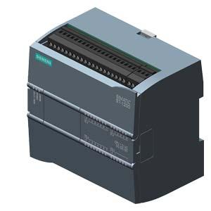 SIMATIC S7-1200, КОМПАКТНОЕ ЦПУ CPU 1214C DC/DC/DC, ВСТРОЕННЫЕ ВХОДЫ/ВЫХОДЫ: 14 DI =24 В, 10 DO =24 В, 2 AI =0 - 10 В, БЛОК ПИТАНИЯ: =20.4 - 28.8 В, ПАМЯТЬ ПРОГРАММЫ/ДАННЫХ: 75 КБ